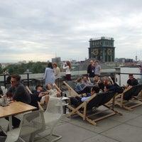 Rooftop Bar Tu München Roof Deck In Maxvorstadt