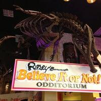 7/24/2013にJúlio R.がRipley's Believe It Or Not! Times Squareで撮った写真