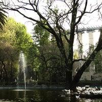 Foto tomada en Parque México por Andrea C. el 7/21/2013