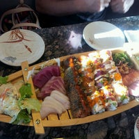 5/30/2013에 Martin U.님이 Nishiki Sushi에서 찍은 사진
