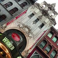 7/12/2013にMatthew G.がBoston Opera Houseで撮った写真