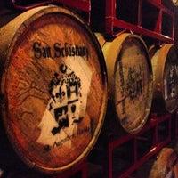 Foto tirada no(a) San Sebastian Winery por Sara T. em 6/15/2013