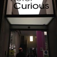รูปภาพถ่ายที่ Hotel Curious โดย Jordi C. เมื่อ 10/16/2012