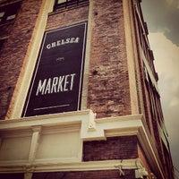 7/19/2013 tarihinde Jake E.ziyaretçi tarafından Chelsea Market'de çekilen fotoğraf