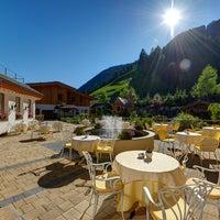 Das Foto wurde bei Hotel Quelle - Nature Spa Resort von Hotel Quelle - Nature Spa Resort am 5/6/2014 aufgenommen