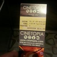 Cinetopia Kinoteatr V Vancouver