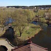 Foto tirada no(a) Замок Радомиcль / Radomysl Castle por Lyudmila R. em 4/6/2014