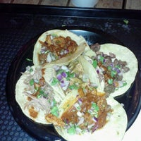 Photo taken at Los Taquitos Mexican Grill by Frankie F. on 11/14/2012
