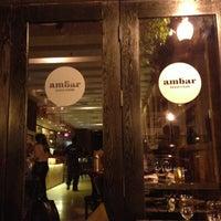Foto tomada en Ambar Balkan Cuisine por Roman el 6/14/2013