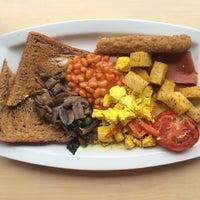 6/20/2015にTom S.がInfinity Foods Kitchenで撮った写真