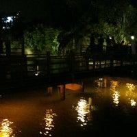 9/26/2012 tarihinde Paiboon J.ziyaretçi tarafından Waterside Resort Restaurant'de çekilen fotoğraf