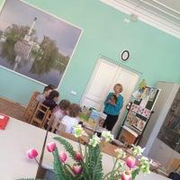 5/30/2015 tarihinde Мария Д.ziyaretçi tarafından ДДЮТ ПУШКИН'de çekilen fotoğraf