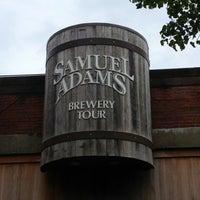 Снимок сделан в Samuel Adams Brewery пользователем David A. 7/26/2013