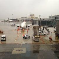 Снимок сделан в Aeroporto di Milano Malpensa (MXP) пользователем EMRAH Ö. 9/15/2013