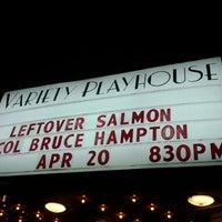 Снимок сделан в Variety Playhouse пользователем Sara H. 4/21/2012