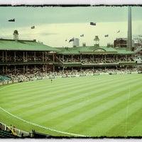 2/10/2013에 Phillip M.님이 Sydney Cricket Ground에서 찍은 사진