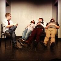 Снимок сделан в Magnet Theater пользователем Brendan J. 3/29/2013