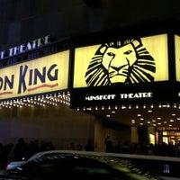 12/21/2012 tarihinde Phillip A.ziyaretçi tarafından Minskoff Theatre'de çekilen fotoğraf