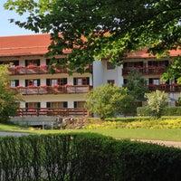 Снимок сделан в Hotel Bachmair Weissach пользователем claus p. 7/12/2013