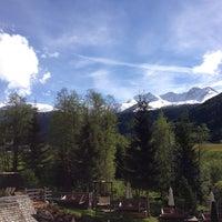 Das Foto wurde bei Hotel Quelle - Nature Spa Resort von Raffaello T. am 6/1/2013 aufgenommen