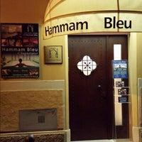 Foto tirada no(a) Hammam Bleu por Enrico G. em 11/26/2013