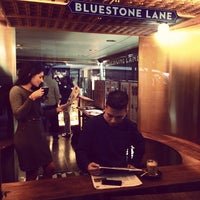 Снимок сделан в Bluestone Lane пользователем Bluestone Lane 10/12/2013