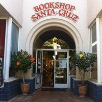Снимок сделан в Bookshop Santa Cruz пользователем Kimberly A. 9/14/2013