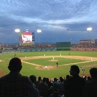 Foto tomada en Estadio Sonora por Erika S. el 2/3/2013