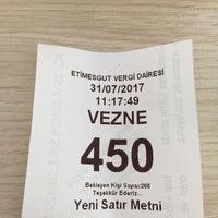 7/31/2017 tarihinde Kürşatziyaretçi tarafından Etimesgut Vergi Dairesi'de çekilen fotoğraf