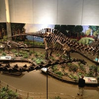 Foto tomada en Carnegie Museum of Natural History por Jeremy S. el 10/13/2012