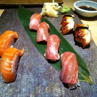 Снимок сделан в Fumisawa Sushi пользователем olnîm _. 2/28/2015