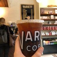 Das Foto wurde bei Variety Coffee Roasters von rrrr H. am 9/14/2018 aufgenommen