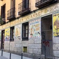Calle San Vicente Ferrer Malasaña C San Vicente Ferrer