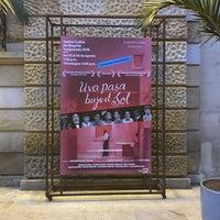 Снимок сделан в Teatro Colón пользователем Adrian M. 8/16/2018