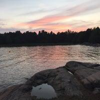 Снимок сделан в Hevossalmen uimaranta пользователем Petri S. 7/24/2016