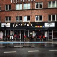 cafe friends hjørring