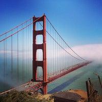 Das Foto wurde bei Golden Gate Bridge von Ben R. am 6/7/2013 aufgenommen