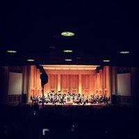 Foto tomada en Copley Symphony Hall por Keitaro H. el 4/13/2013