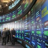 12/17/2012에 Eduardo L.님이 Nasdaq Marketsite에서 찍은 사진