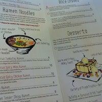 Das Foto wurde bei Chibiscus Asian Cafe & Restaurant von Diane C. am 9/25/2013 aufgenommen