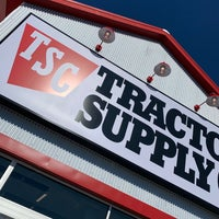 de6eb45e562f ... Photo taken at Tractor Supply Co by Scott B. on 1/29/2019 ...