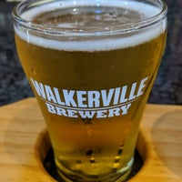 Foto scattata a Walkerville Brewery da Jarrod A. il 7/11/2019