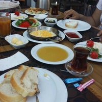 Снимок сделан в Börekhan - Osmanlı Saray Mutfağı Lezzetleri пользователем Ceylan D. 5/8/2016