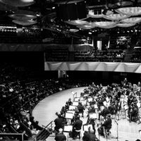 Снимок сделан в Boettcher Concert Hall пользователем Quintin Z. 2/6/2016