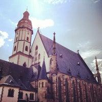 Das Foto wurde bei Thomaskirche von Arzhna L. am 7/13/2013 aufgenommen