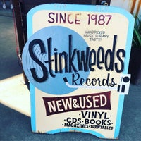 Photo taken at Stinkweeds Records by Raquel L. on 11/24/2018