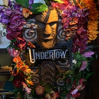 Photo taken at UnderTow by Topher S. on 9/2/2019