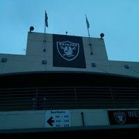 Das Foto wurde bei RingCentral Coliseum von Gabriel C. am 10/27/2013 aufgenommen