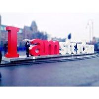 Photo prise au I amsterdam par Alessandra C. le12/28/2012