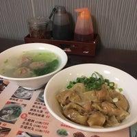 Das Foto wurde bei 宜品福州乾拌麵 von Johann T. am 9/12/2017 aufgenommen